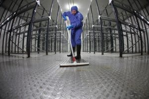 Challenges Keeping Safe While Cleaning In An Industrial Facility 9