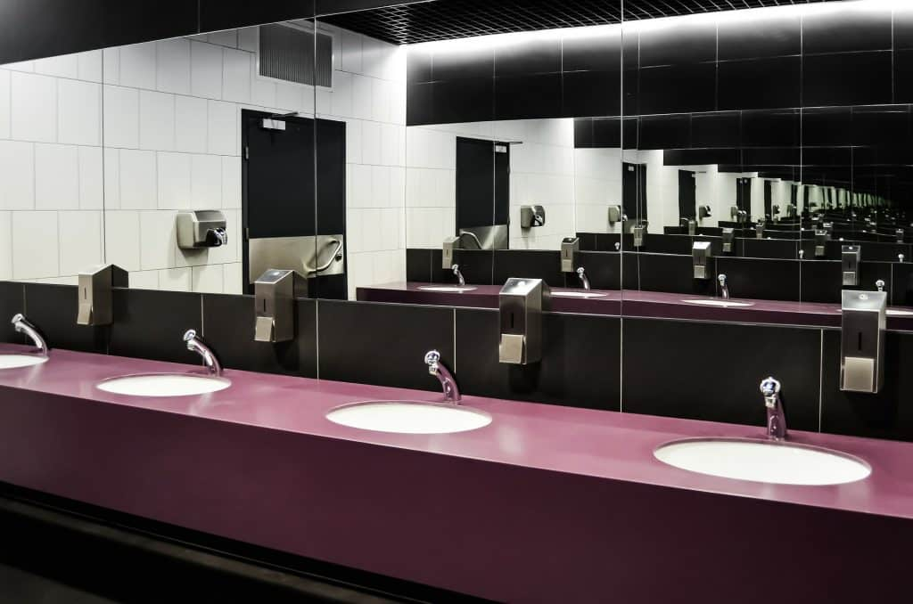 Bacteria Found In St. Louis Restrooms 6